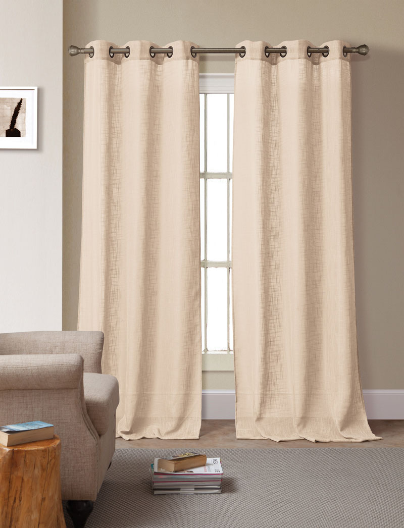 linen curtains panels