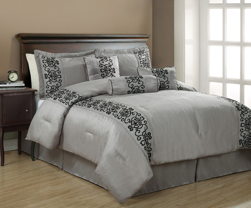 Comforter sets in queen, king and other mattress sizes can give your room a fresh look with one simple change. At Sears, you can find a broad range of comforter styles and designs for .