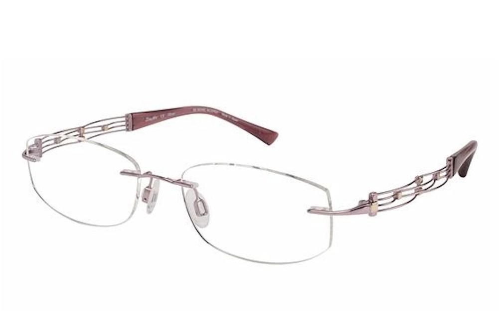 Line Art Rimless Eyeglasses : Charmant line art eyeglasses xl titanium