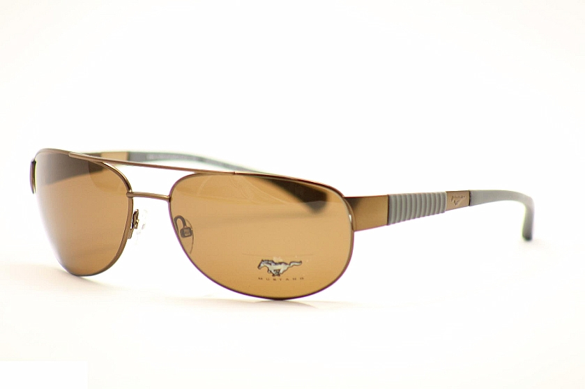 Mustang-Mens-Drift-0303-Aviator-Sunglasses-Option-of-Polarized-or-None