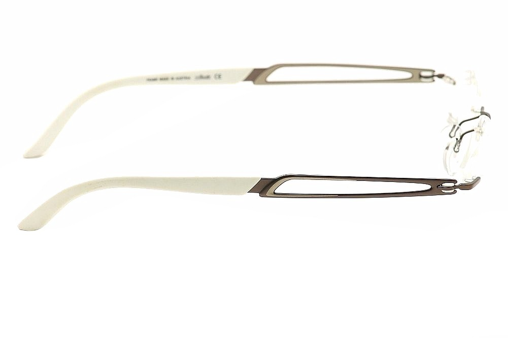 Silhouette Eyeglasses Titan Sculpture Chassis 5207 6053 ...