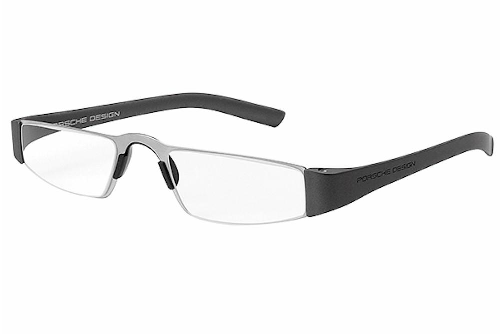 porsche design eyeglasses p 8801 p8801 f gunmetal reading
