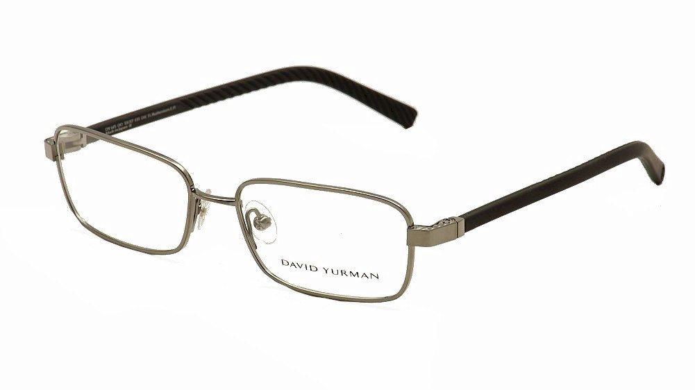 David Yurman Eyeglasses Phantom DY615 615 00 Ruthenium ...