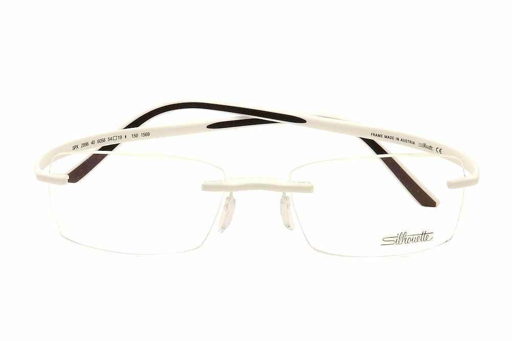 Silhouette Eyeglasses SPX Match Chassis 1569 Rimless ...