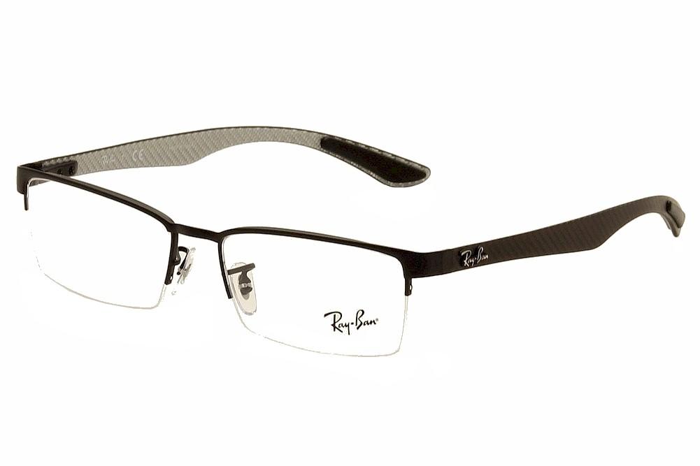 Ray Ban Rx 8412 Eyeglasses Frames « Heritage Malta