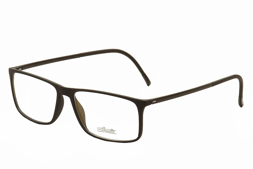 silhouette eyeglasses spx illusion 2892 6050 full rim optical frame 54x14x145mm