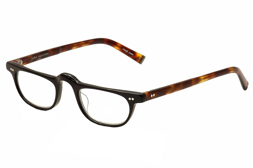 varvatos s eyeglasses v804 black reading