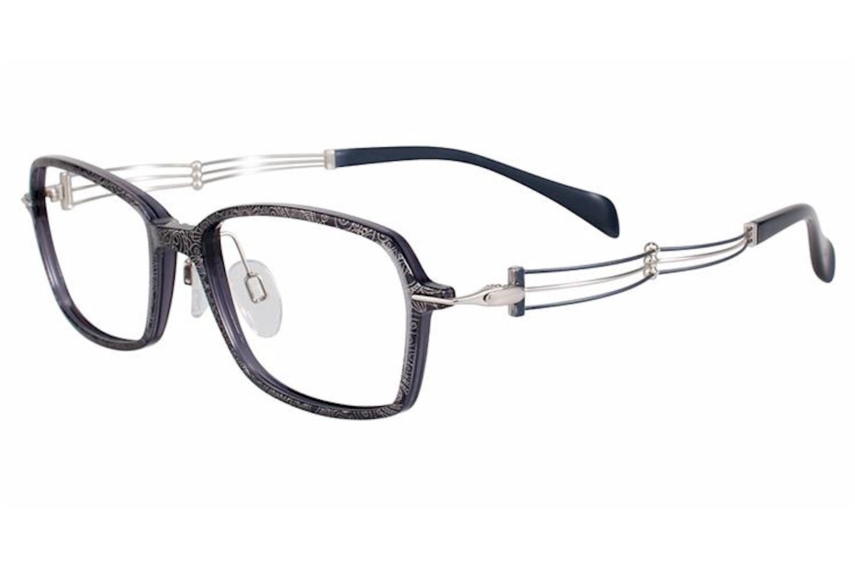 Line Art Eyewear : Charmant line art eyeglasses xl titanium full