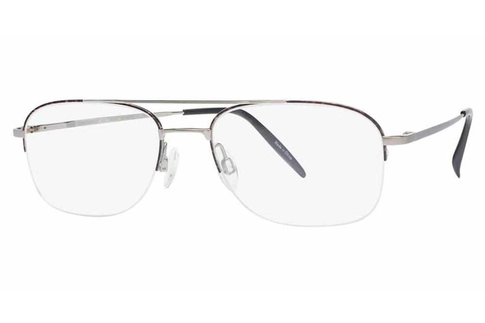 Titanium Half Rim Eyeglass Frames : Charmant Mens Eyeglasses TI 8145A 8145/A Titanium Half ...