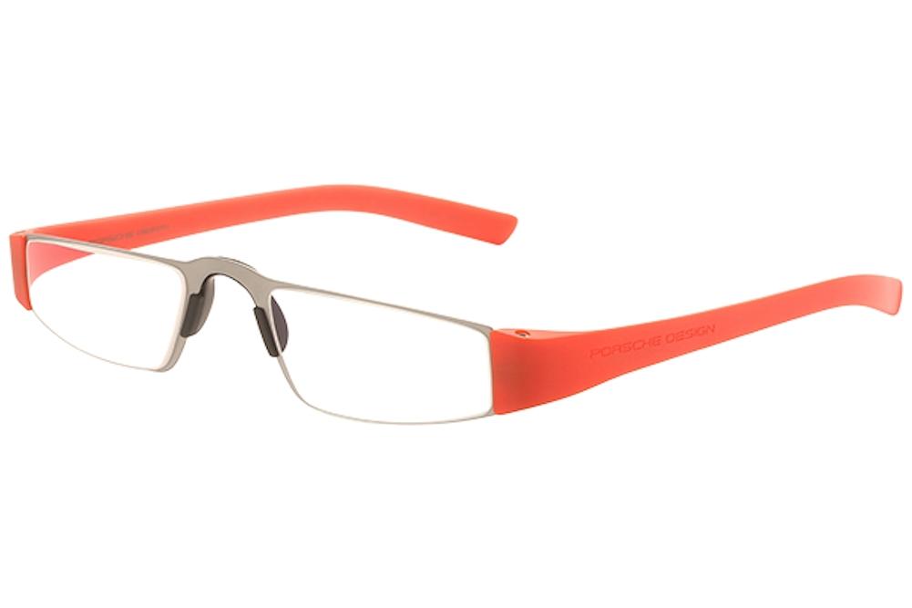 porsche design s eyeglasses p 8801 p8801 o coral