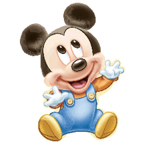 Xl 32 Baby Mickey Mouse Disney Super Shape Mylar Foil Balloon Party
