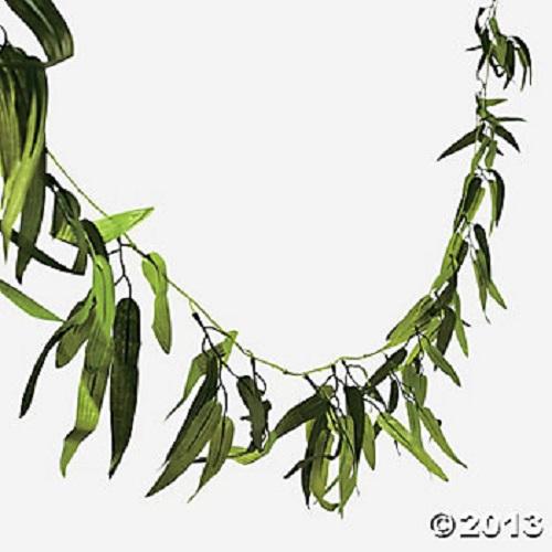hawaiian garland how to make
