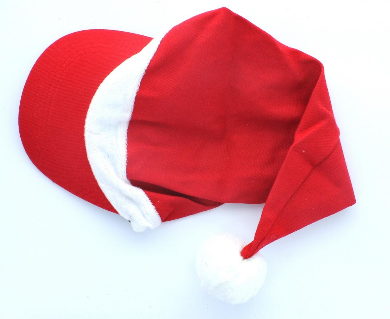 Lot of santa baseball hat adjustable christmas ebay