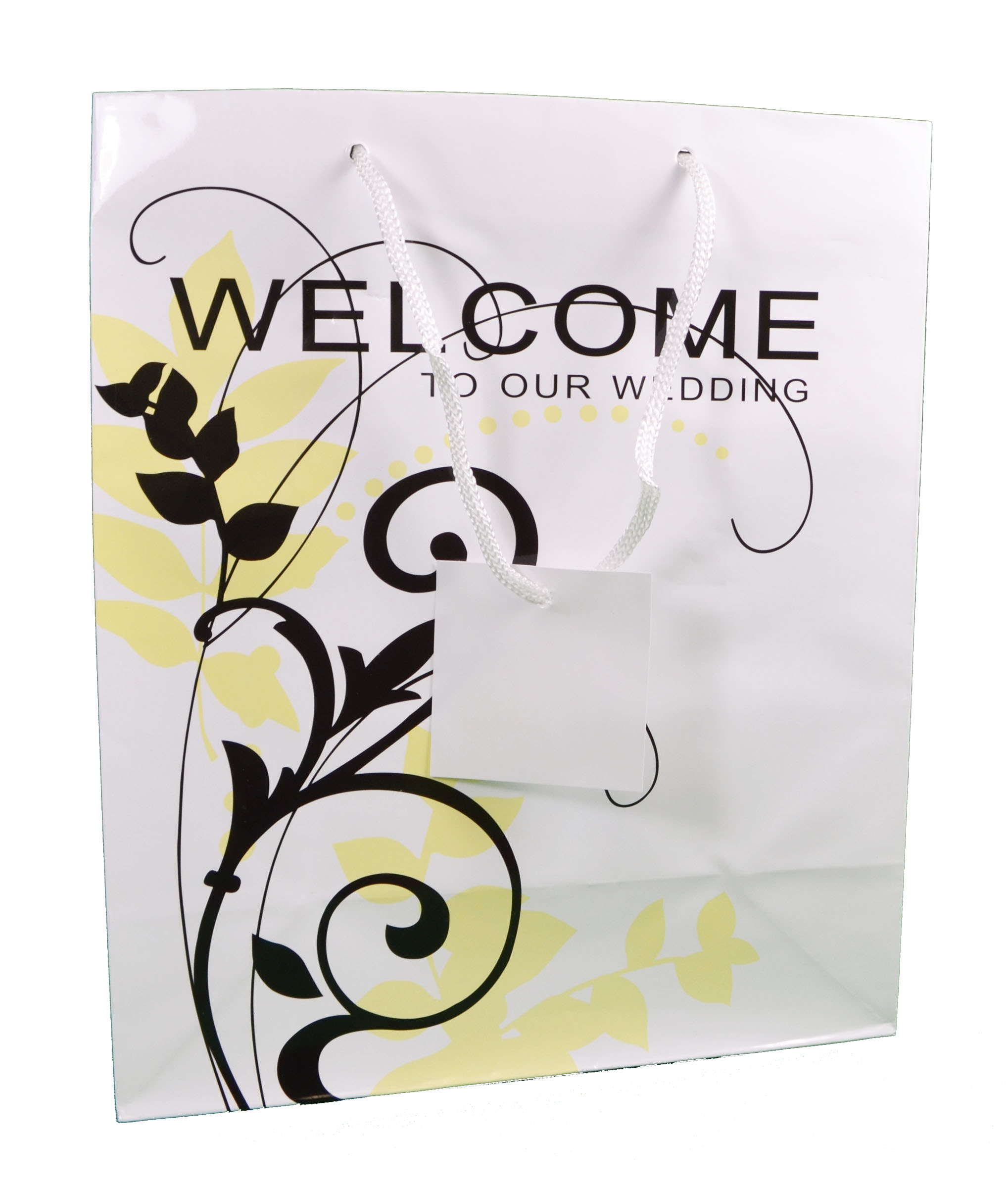 Wedding Guest Gift Bags Uk : Lot of 12 Welcome To Our Wedding Gift Bags Guest Favors Bridal Party 3 ...