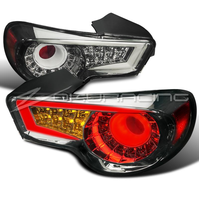NEW 2012-2013 Scion FRS/Subaru BRZ SMOKE LED Tail Lights ...
