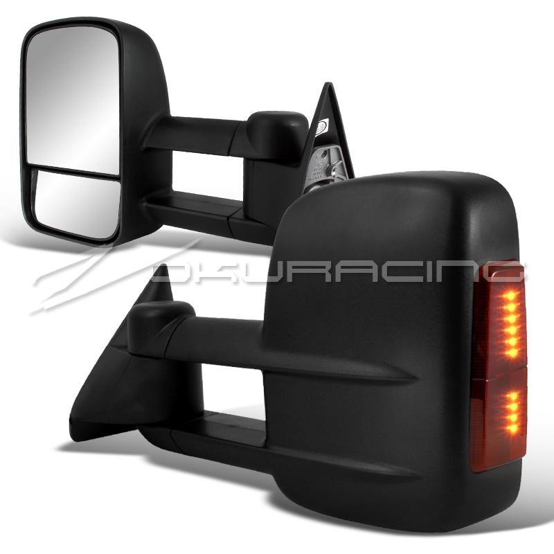 2014 Chevy Silverado 1500 Towing Mirrors
