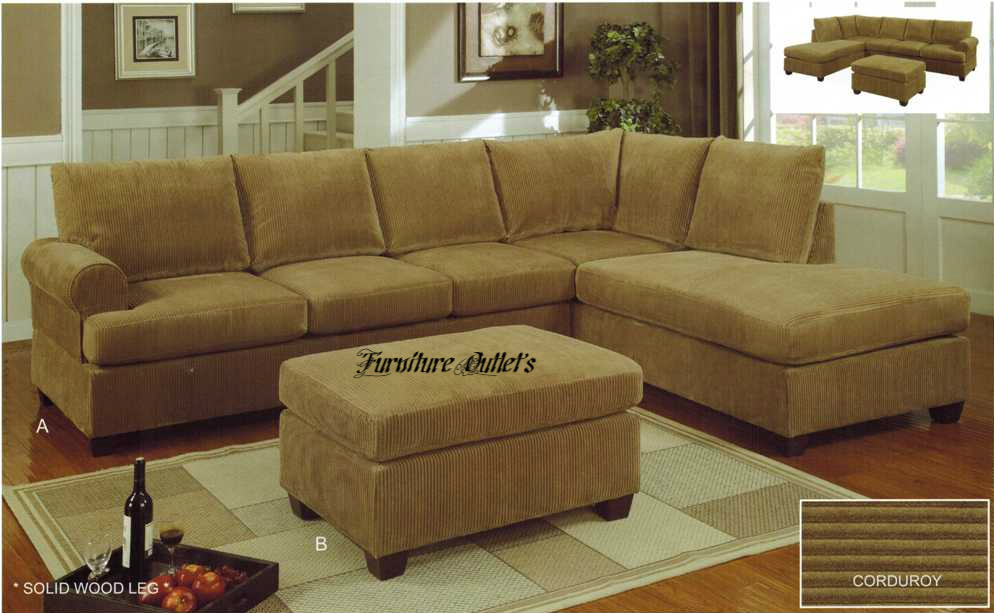 2 pc sofa couches sectional sectionals suede w reversible for Suede couches for sale