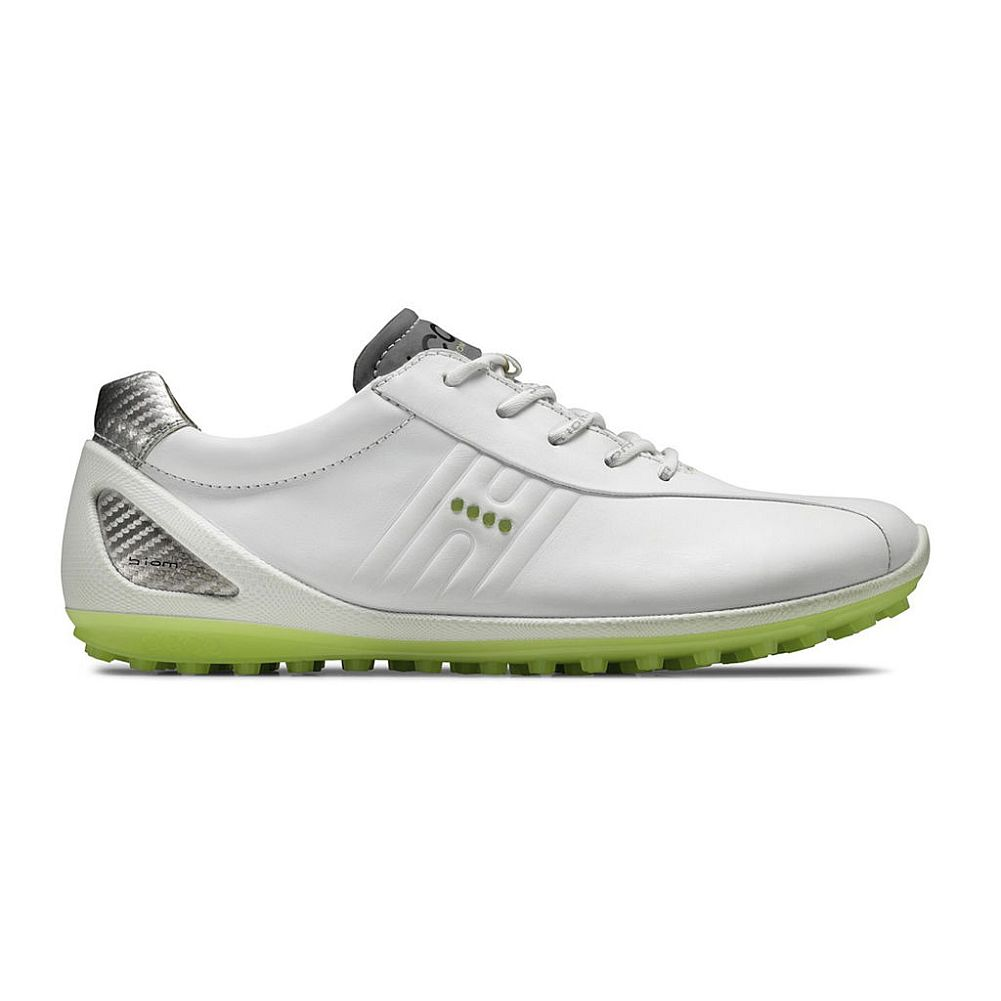 Ecco Biom Zero Golf Shoes White