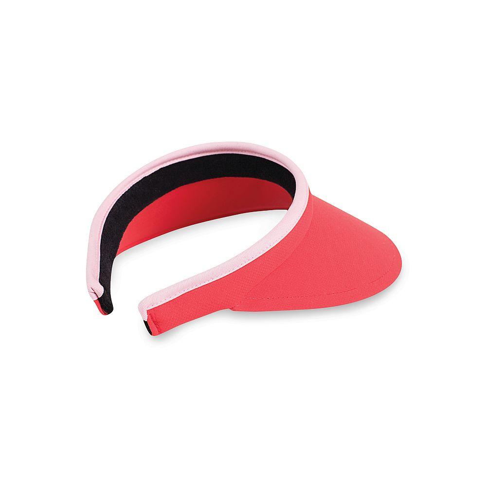 callaway womens large brim clip visor one size 2016 hat