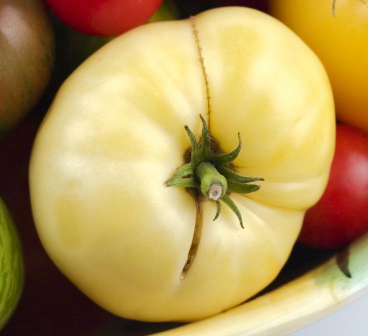 White Queen Tomato - 20 Seeds - White Beefsteak   eBay