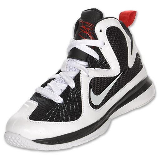 Nike Lebron 9 PS Basketball Shoes Kids