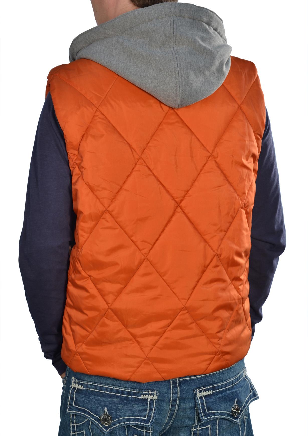 g star raw doonray removable hood quilted vest ebay. Black Bedroom Furniture Sets. Home Design Ideas