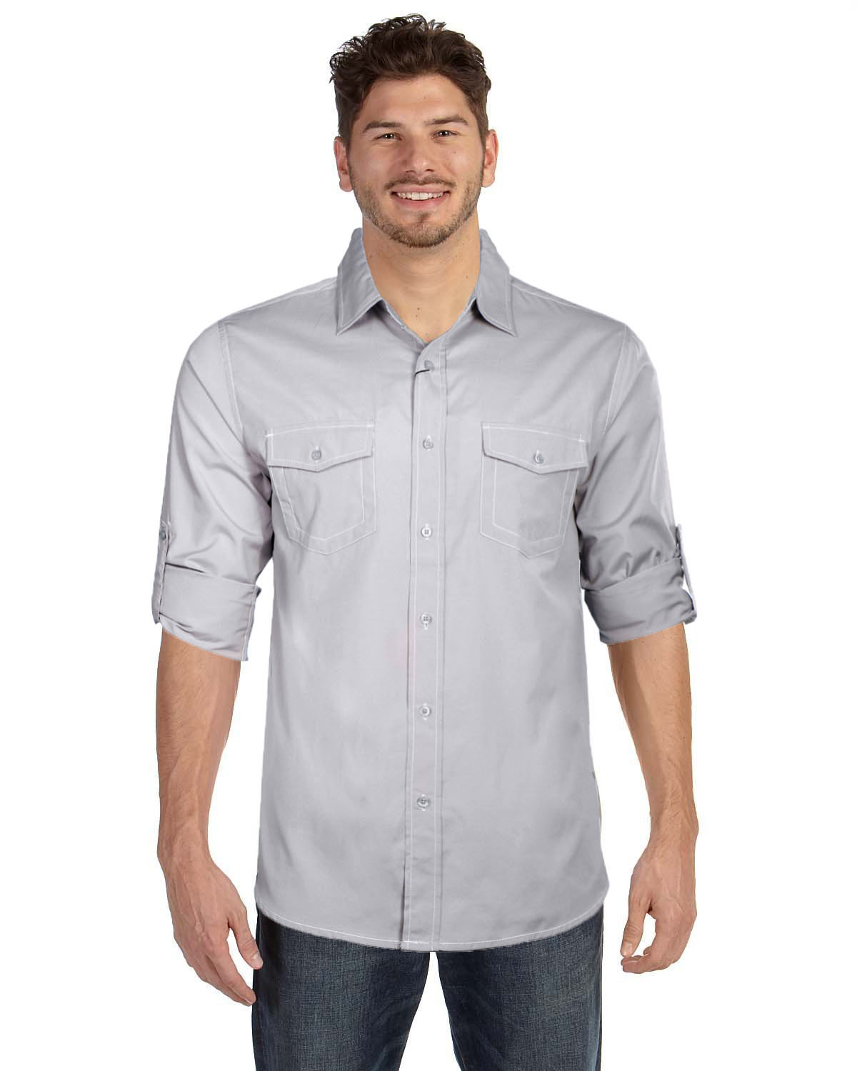 NoNo Maldonado Men's Casual Button Down Shirt | eBay