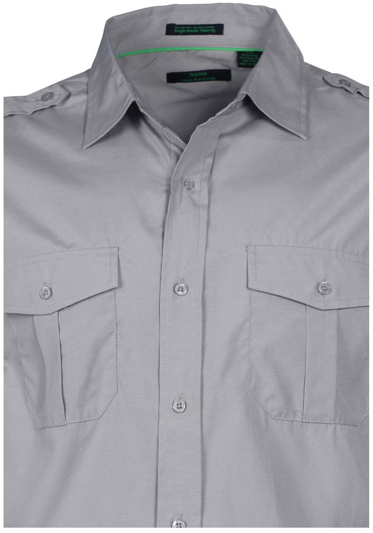 NoNo Maldonado Men's Casual Button Down Shirt | eBay