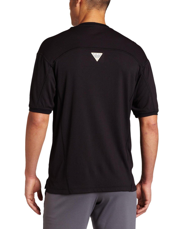 Columbia men 39 s skiff guide short sleeve fishing t shirt for Men s columbia fishing shirts