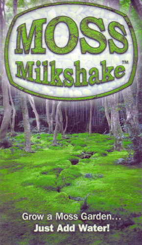 Moss Acres Moss Milkshake - Great for Outdoors, Bonsai and Terrariums at Sears.com