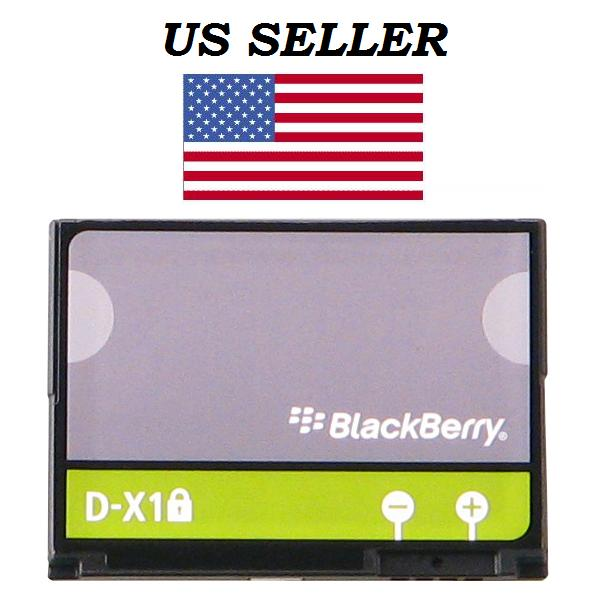 NEW OEM Blackberry Battery D-X1 DX1 for Storm Tour 9530 9550 9630 9650 8900