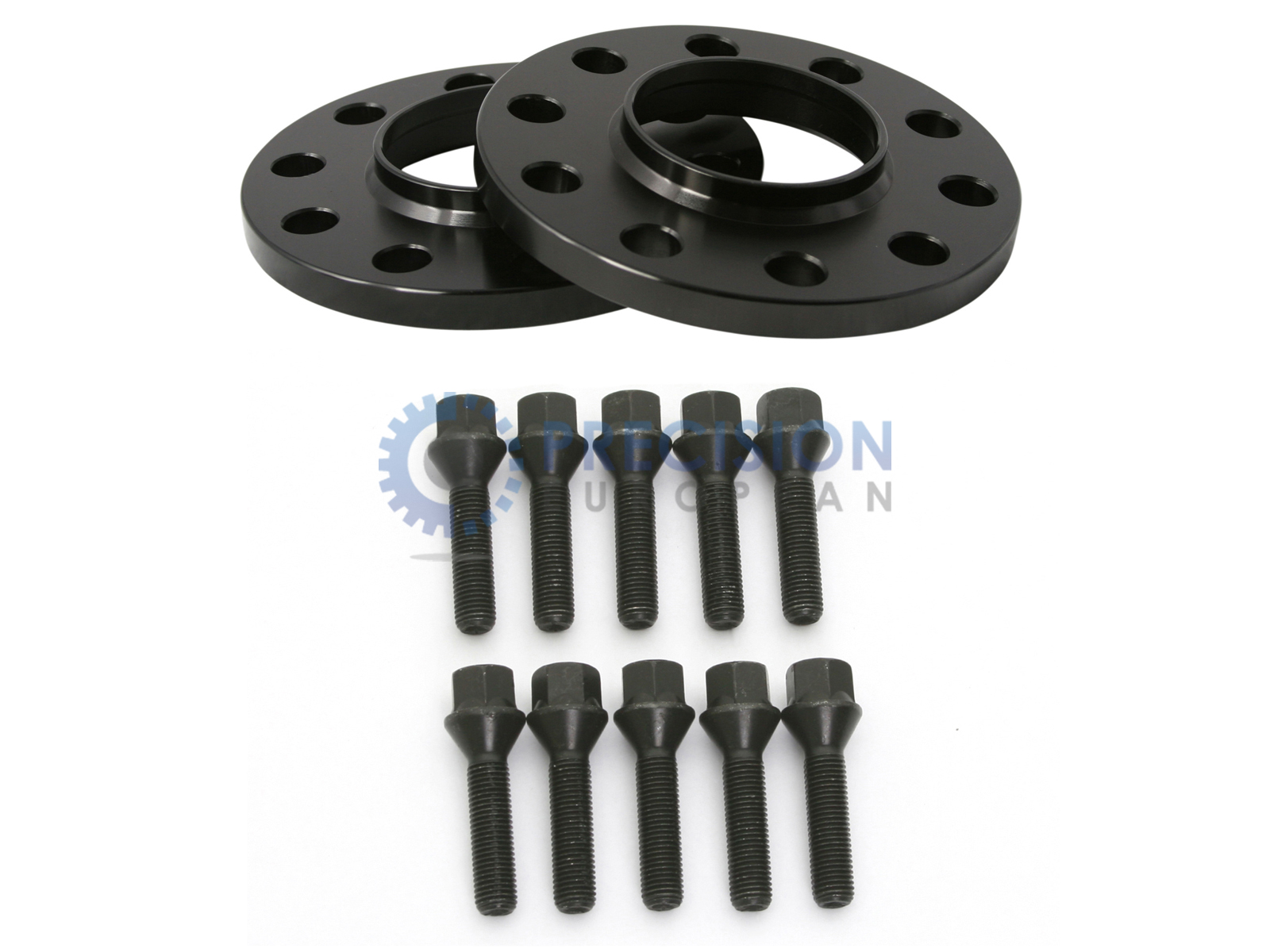 15mm BMW E39 5x120 Wheel Spacers Hubcentric 74 1 74