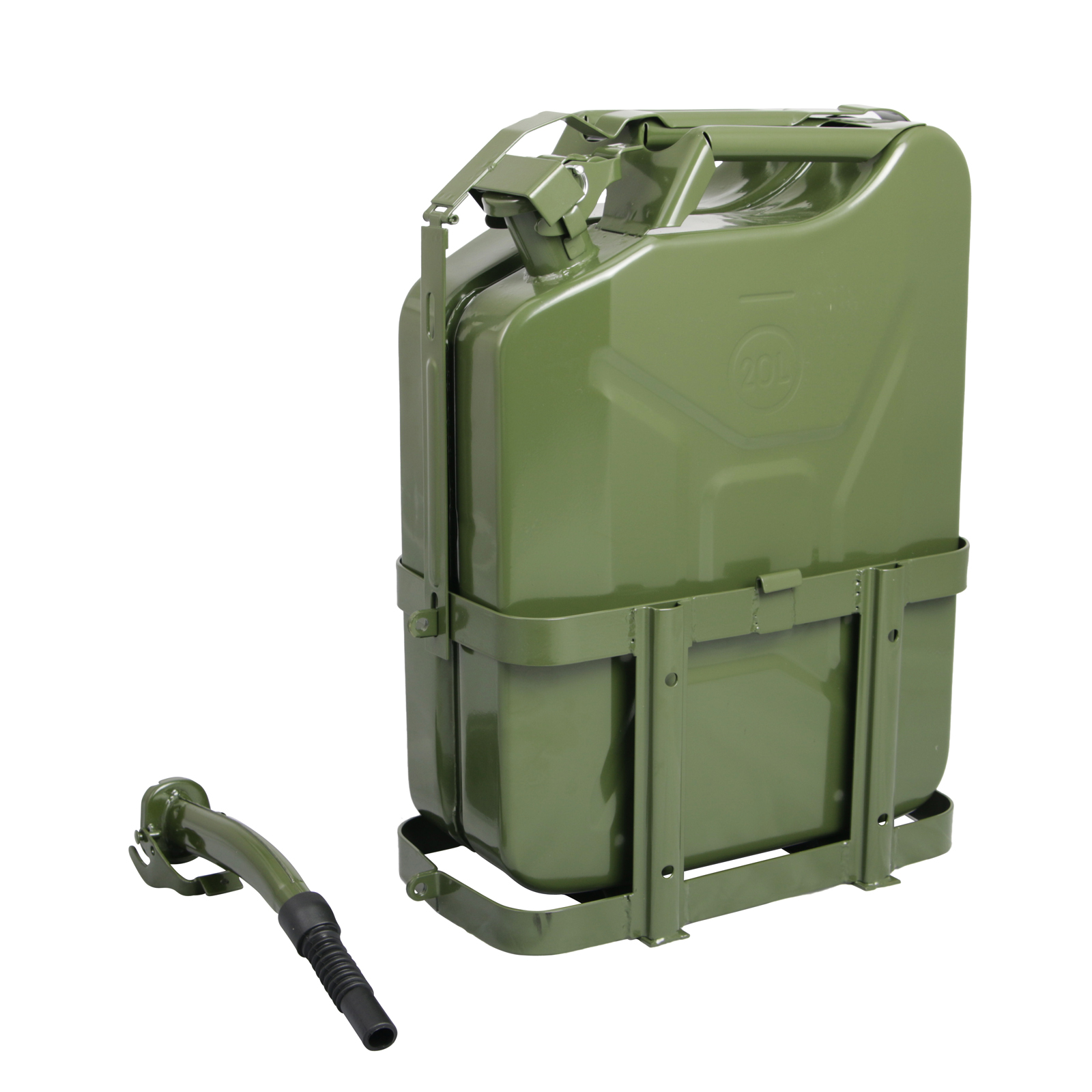 Jerry Can With Holder 20L Liter (5 Gallons)
