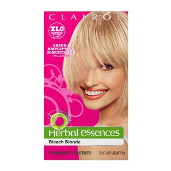 Clairol Herbal Essences Hair Color Paint The Town Red
