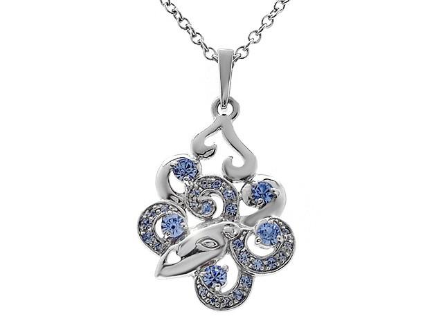 Zandra Rhodes Silver Manhattan Lady Necklace
