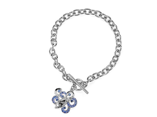 ZR Silver Manhattan Lady Bracelet
