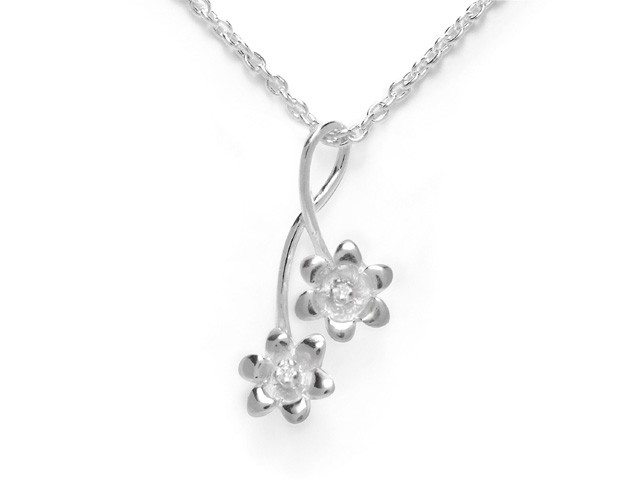 Women's Jewellery Marie Curie Cancer Care's 60th anniversary Necklace
