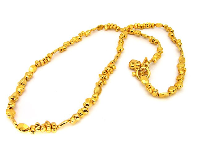 Otazu Gold Tone 72cm Necklace