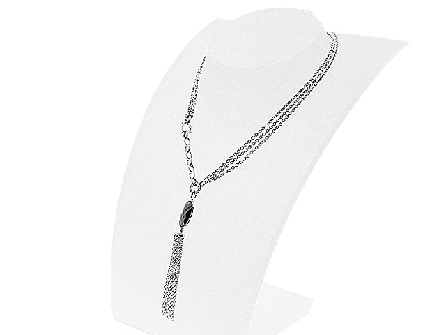 925 Sterling Silver Black