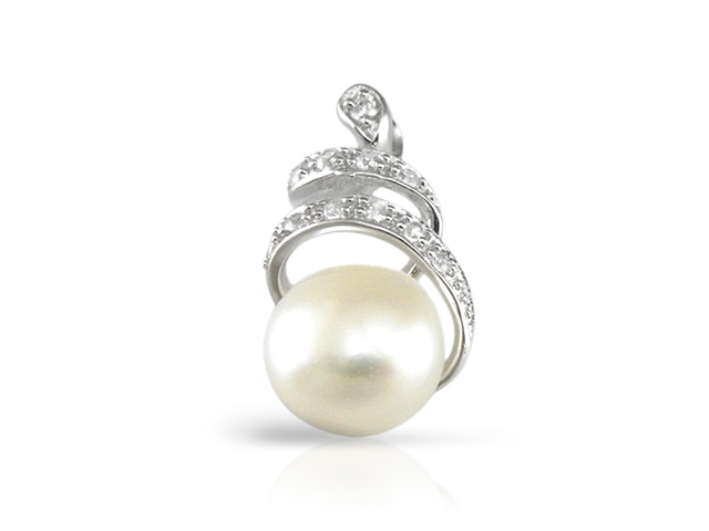 Silver Fresh Water Pearl