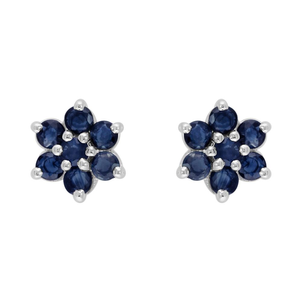 sterling silver natural blue sapphire classic. Black Bedroom Furniture Sets. Home Design Ideas