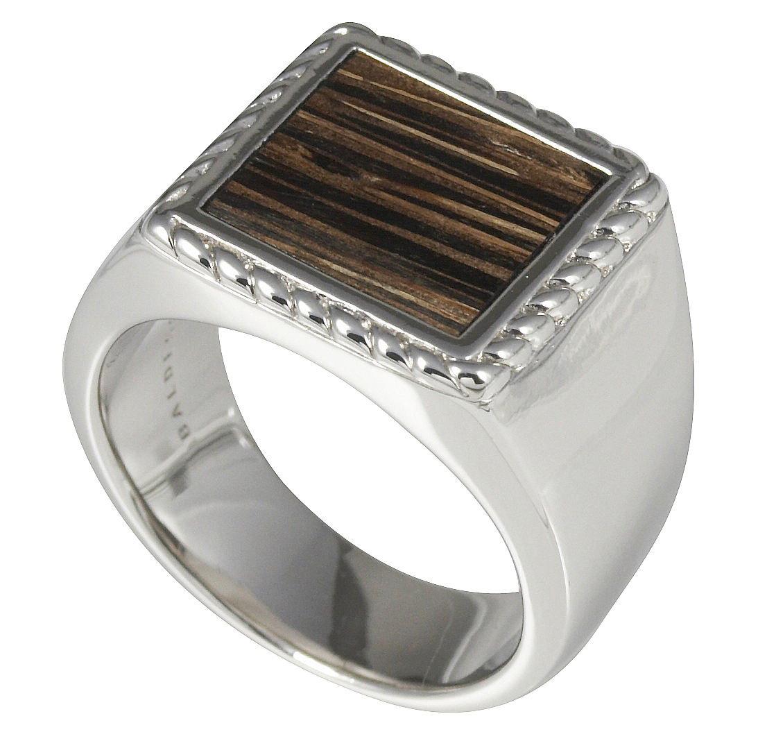 Baldessarini Sterling Silver Mens Designer Ring Y1050R/90/00/