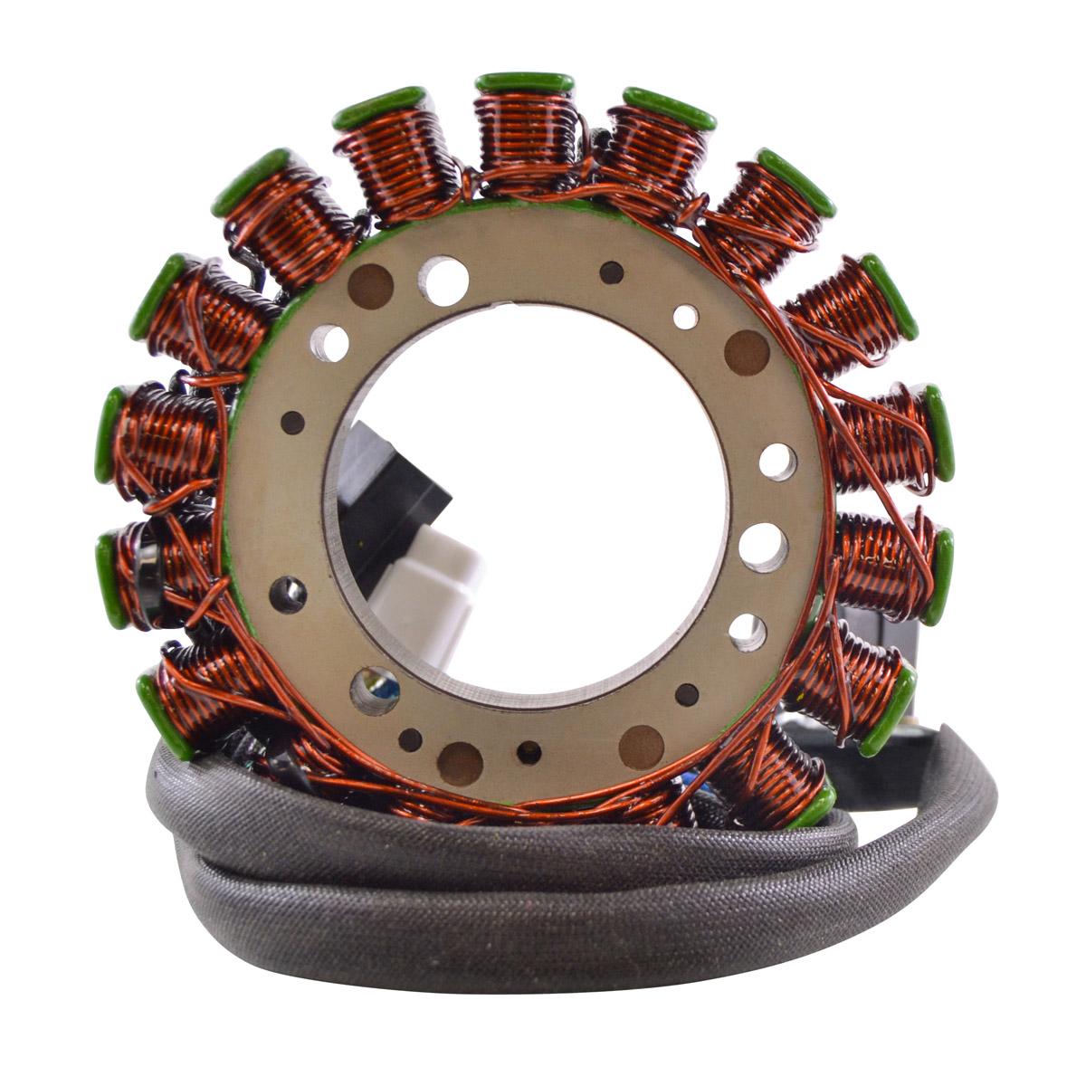 Image is loading stator for suzuki ltf 500 f quadrunner 4x4