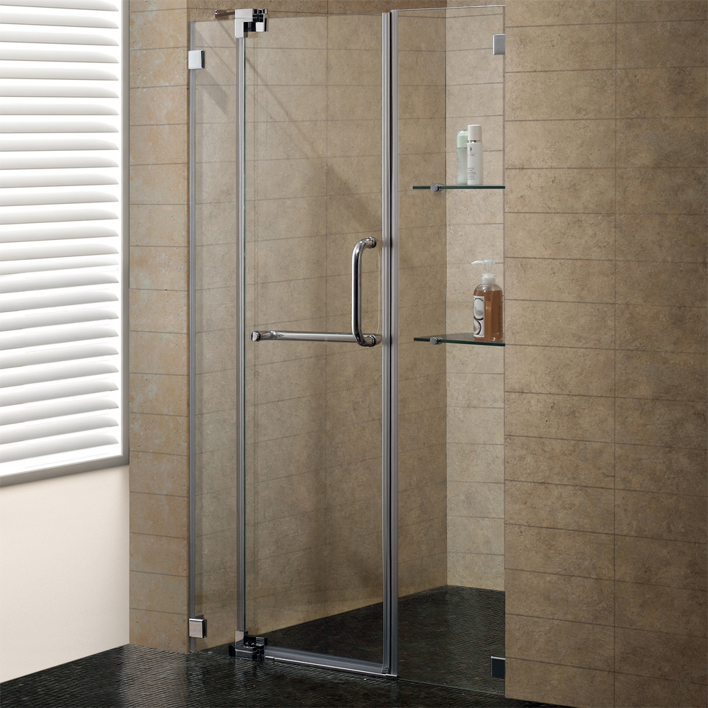 48 Inch Frameless Shower Door