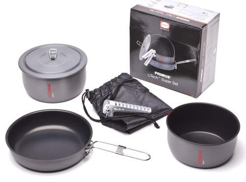 Now - A Primus LiTech Superset its not that awesome but gets the job done it is big enough to cook rice for 4-5 people. 2 pots and 1 pan ...  sc 1 st  Asanyas : micralite tent - memphite.com