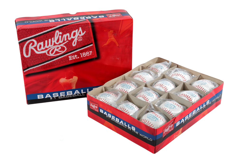 Rawlings-T-Ball-Practice-or-Training-Baseball-TVB-1-Dozen