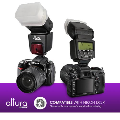 AlturaPhoto Nikon Flash