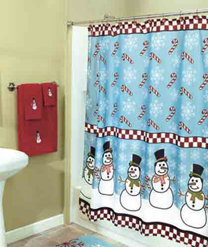 Frosty The Snowman Snowmen Bathroom Christmas Holiday Decor Accessories Ebay