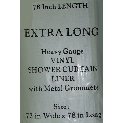 76 Inch Shower Curtain Liner Navy Shower Curtain Liner