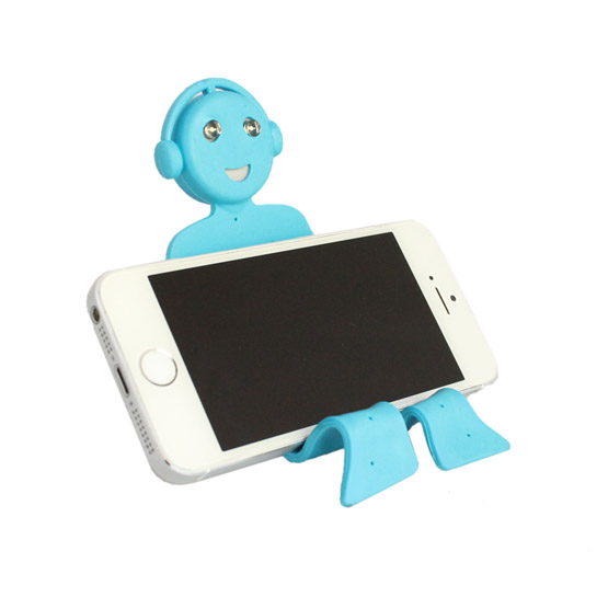 PLASTIC-Bendable-LED-Book-LIGHT-Cell-PHONE-Holder-TRAVEL-Home-ACCESSORY-Gift-CAR